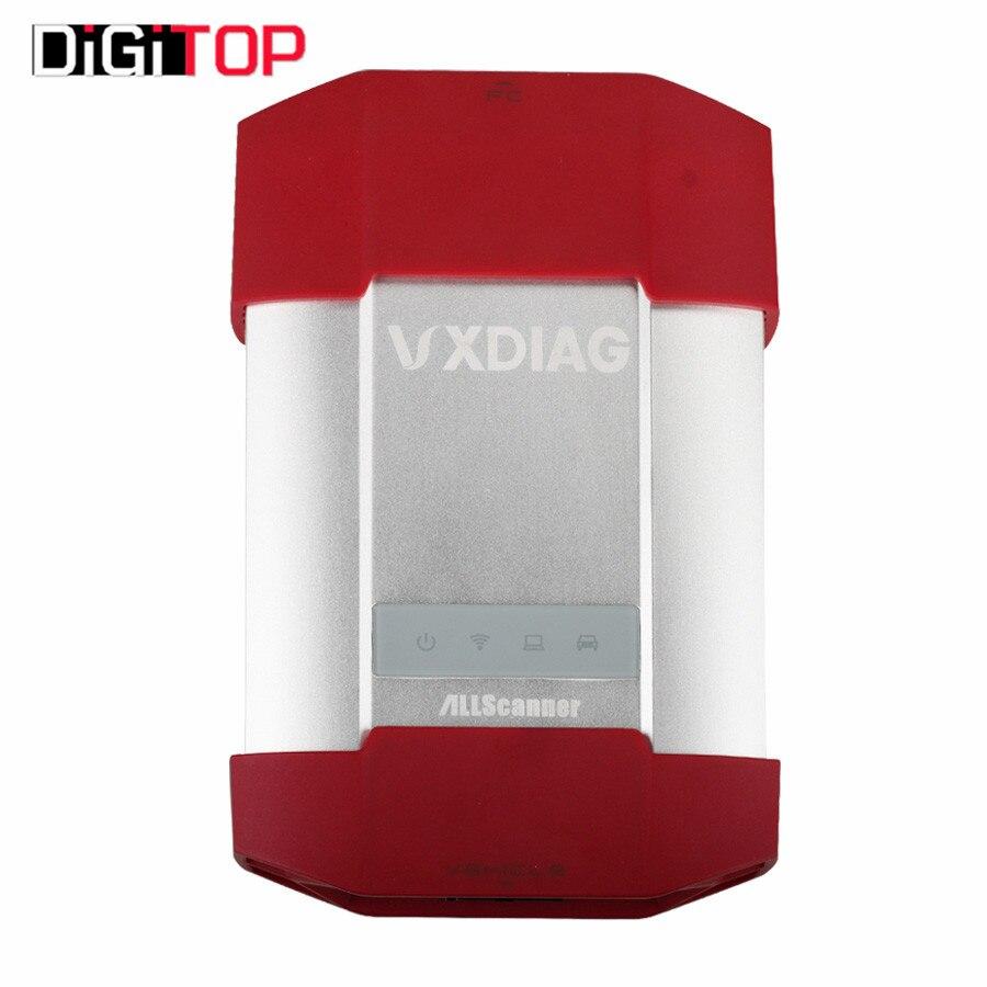 WIFI VXDIAG MULTI Diagnostic Tool for TOYOTA V9.30.002 + For HONDA V3.014 + For LandRover/Jaguar JLR V141 3 IN 1 WIFI version
