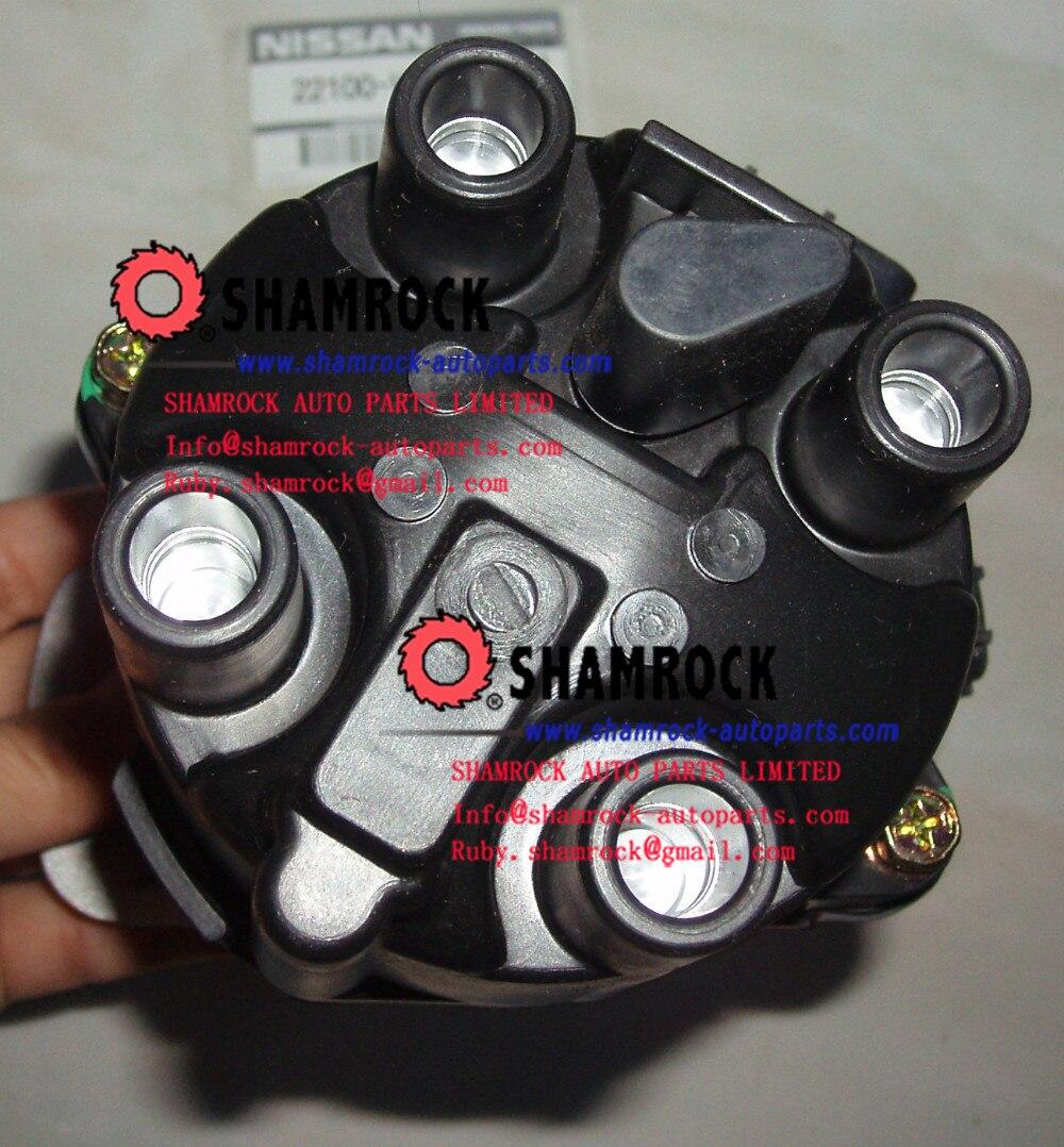 US $94 04 5% OFF|Navara 97 99Pickup up D22 hardbody KA24 2 4 LTR 22100  VJ262 Urvan 02 07 Distributor 22100 VJ262 / 22100VJ262 / T2T62071 new-in