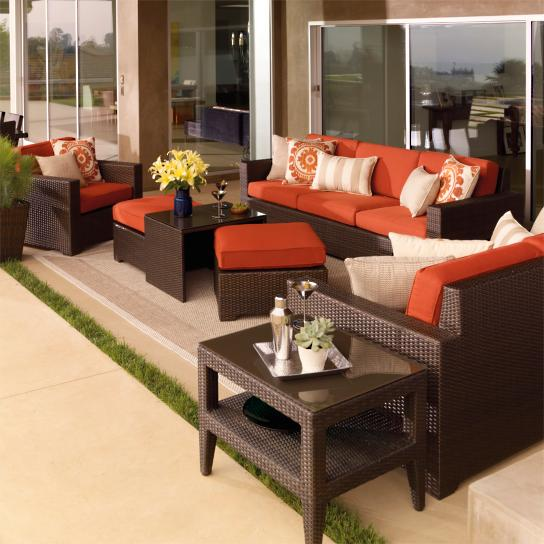 Patio Room Furniture: Sigma All Weather Resin Wicker Cheap Pool Led Patio