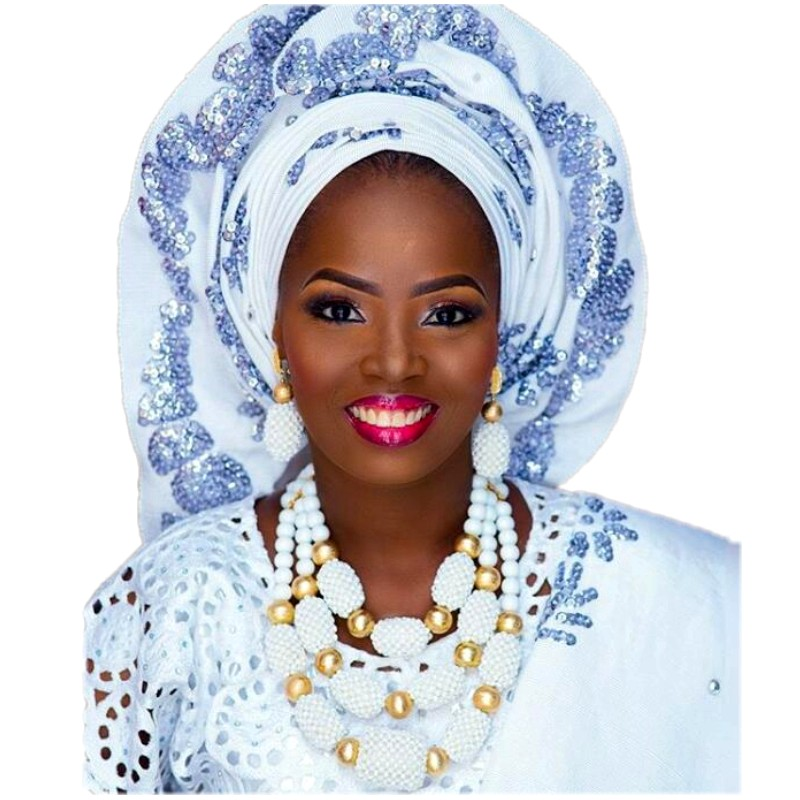 Newest Dudo Jewelry African Dubai Jewelry Sets 2018  White Bridal Jewelry Sets Gold Color Balls Nigerian Necklace Sets For WomenNewest Dudo Jewelry African Dubai Jewelry Sets 2018  White Bridal Jewelry Sets Gold Color Balls Nigerian Necklace Sets For Women