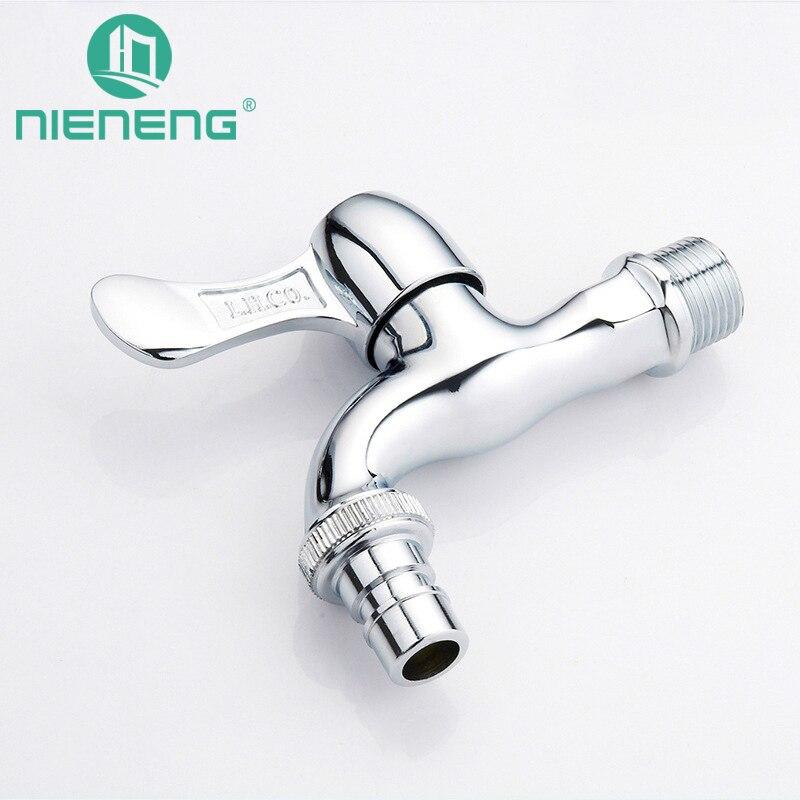 Nieneng Washing Machine Garden Faucet Decorative Outdoor Faucets ...