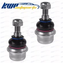 Front Lower Ball Joints Left & Right Pair Set for Mercedes Benz W220 W211 W219 R230 CL/E/S/SL Class #2113300435(China)
