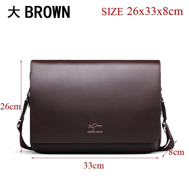 Size 26x33x8cm Brown