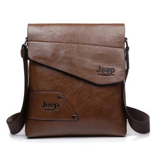 2d0e9a08c2 Yowind men messenger bags leather designer shoulder bag