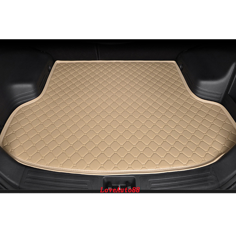 Image 2 - Custom Car Trunk Mat For Honda All model CRV CR V Accord Civic Fit Jade Freed Car Styling Auto Accessories Car Pad