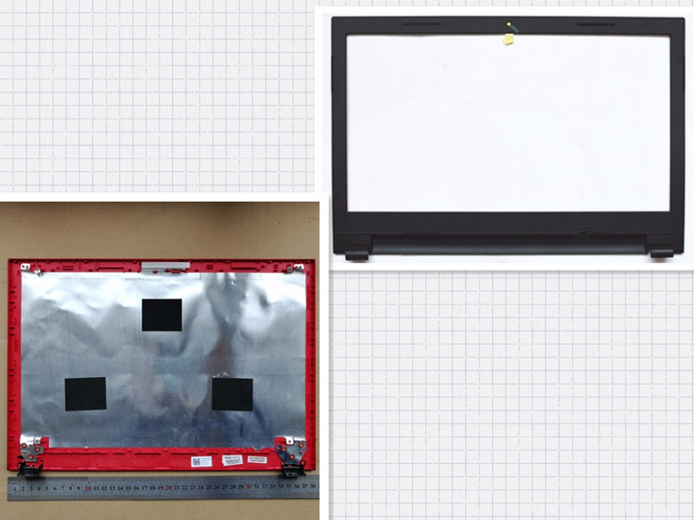 New laptop Top case lcd back cover+lcd front bezel for Dell Inspiron 3541 3542 3543 3546 3548 3549 15CR-1528 4518 4528 0HPYGX
