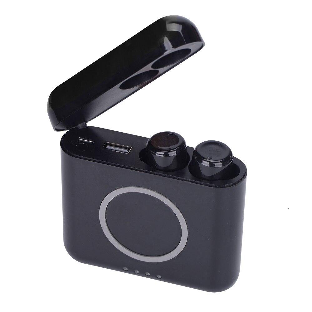 Touch Control Hifi Wireless Earbuds TWS Mini Wireless Earphone Bluetooth Earphones Headset for phone LJ-MILLKEY YZ159