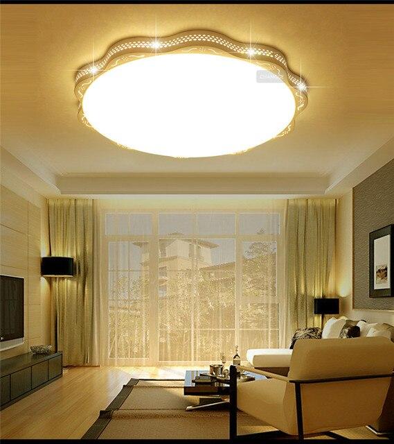Moderne leuchten atmosphärischen deckenleuchte einfache beleuchtung ...
