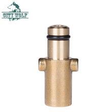 Adaptor Washers Soap-Bottle Elitech Snow-Foam Nilfisk High-Pressure Lance Foam-Cannon