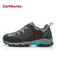 Clorts Women 2014New Outdoor Fun Sports Athletic Shoes Waterproof Non Slip Breathable Climbing Hiking Shoes Boot