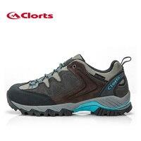 Clorts Kadınlar Yeni Açık Yürüyüş Ayakkabı Atletik Ayakkabı Su Geçirmez kaymaz Nefes Tırmanma Yürüyüş Ayakkabı Boot HKL-806G/H/J