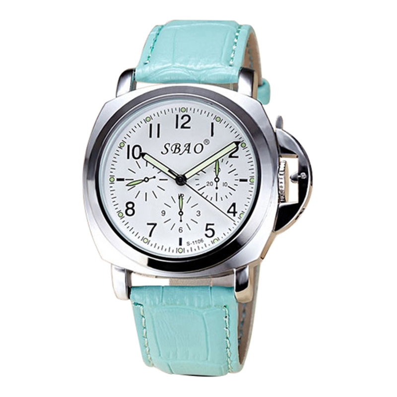 women  casual quartz reloj mujer watches leather Automatic Waterproof Watch women Fashion Watches Quality Clock Wristwatch excellent quality geneva watch women watches reloj mujer dropship 2017 casual roman numerals pu leather mechanical clock luxury