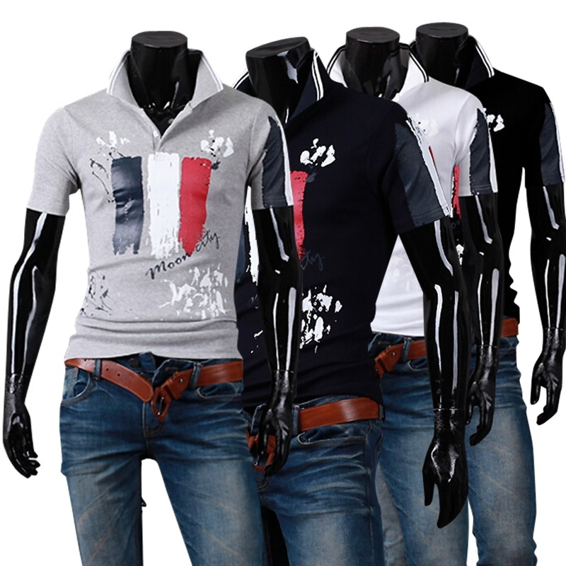 Zogaa Einfarbig Männer Polo-shirt Hohe Qualität Männer Baumwolle Kurzarm Shirt Sommer Shirt Große Größe S-2xl MÄnner Kleidung Starke Verpackung