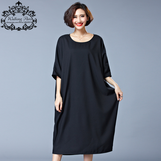 T shirt dresses for plus size women