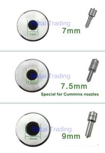 Image 2 - רב פונקציה מסילה משותפת מזרק דיזל אספן כלי 7mm, 7.5mm, 9mm עבור בוש CUMMINS, מסילה משותפת מזרק תיקון כלים