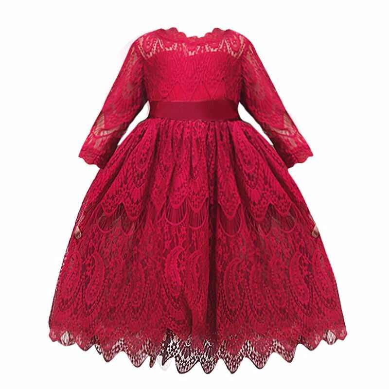 80334b0a9 Detail Feedback Questions about Christmas Dresses Baby Girls Mesh ...