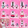 Collection Anime Love Live Sunshine Aqours Ep 13th All 9 Figures You Kanan SJ Uniform Dress