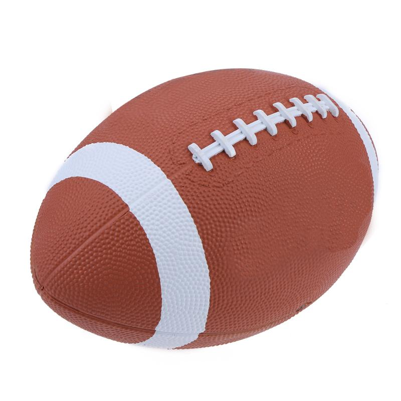 1pcs soft high quality rubber af9 american football no 9 rugby ball