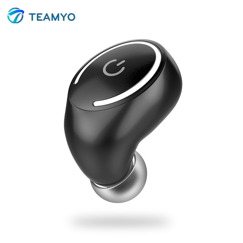 Teamyo Q28 Headphones Bluetooth Earphone Wireless HiFi Headset bluetooth 4.1 Sport Earbuds With Mic Headphone For smartphone 100% original bluetooth headset wireless headphones with mic for doogee x5 max pro earbuds