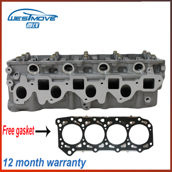ZD30 Z30 DT Z30DT ZD3 200 Complete Cylinder Head Assembly For Nissan Opel Renault 3.0L 11039-VC101 11039-VC10A 7701058028