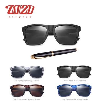 Design Retro Polarized Sunglasses 1