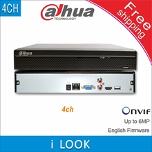 Frete grátis Dahua NVR NVR2104HS S1 substituir NVR2104HS S2 4CH NVR Network Video Recorder Onvif