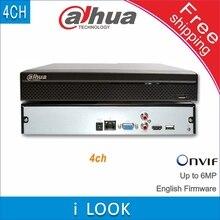 Il trasporto libero Dahua NVR NVR2104HS S1 sostituire NVR2104HS S2 4CH NVR Network Video Recorder Onvif