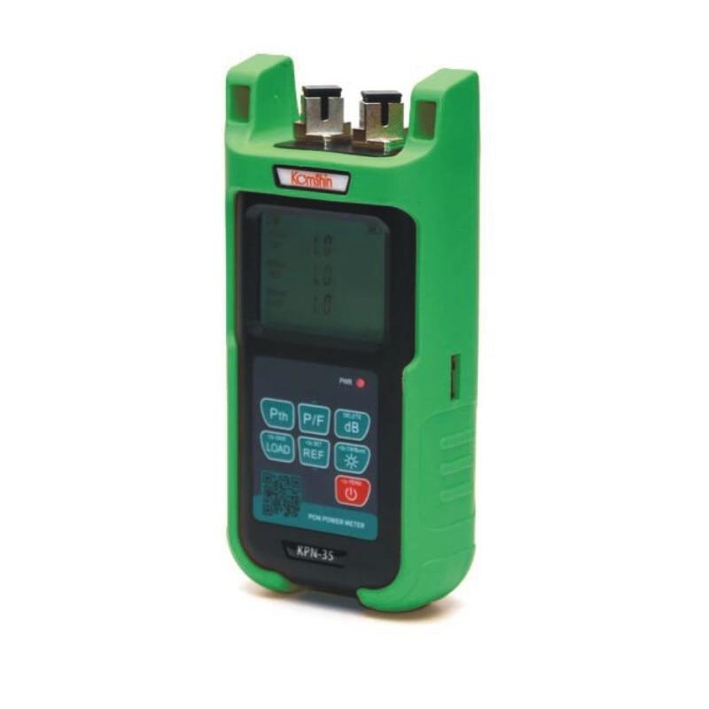 Handheld Komshine KPN-35 PON FIber Optical Power Meter Tester With SC UPC