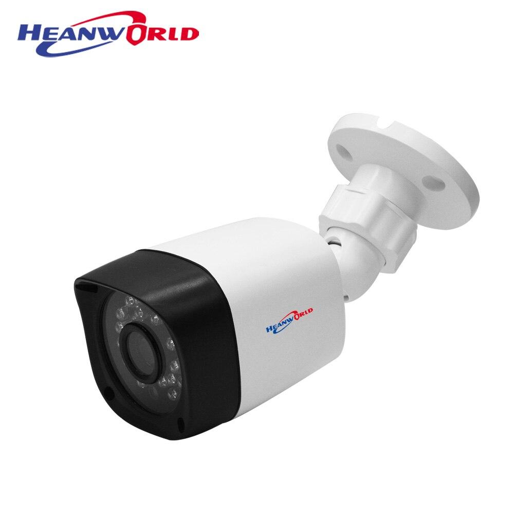 Heanworld IP Camera 2 Mp Outdoor Full Hd Ip Camera 1080p Security Camera Mini Bullet Surveillance