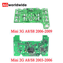 2G/3G For Audi A8 S8 2003-2009 MMI Multimedia Interface Control Panel Circuit Board PVC and Metal 4E2919612L 4E1919612B(China)
