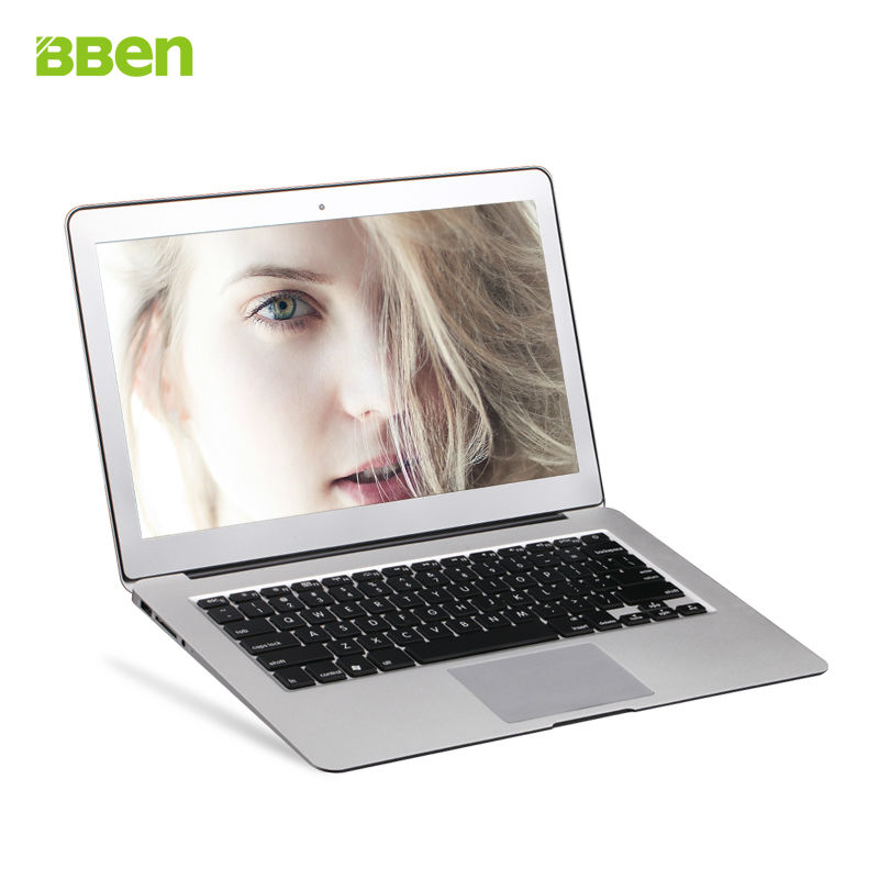 BBen AK13 13.3 inch Laptop Ultrabook 13.3 Windows 10 Intel Haswell i5 5200U Dual Core HDMI WiFi BT4.0 13 Notebook Computer