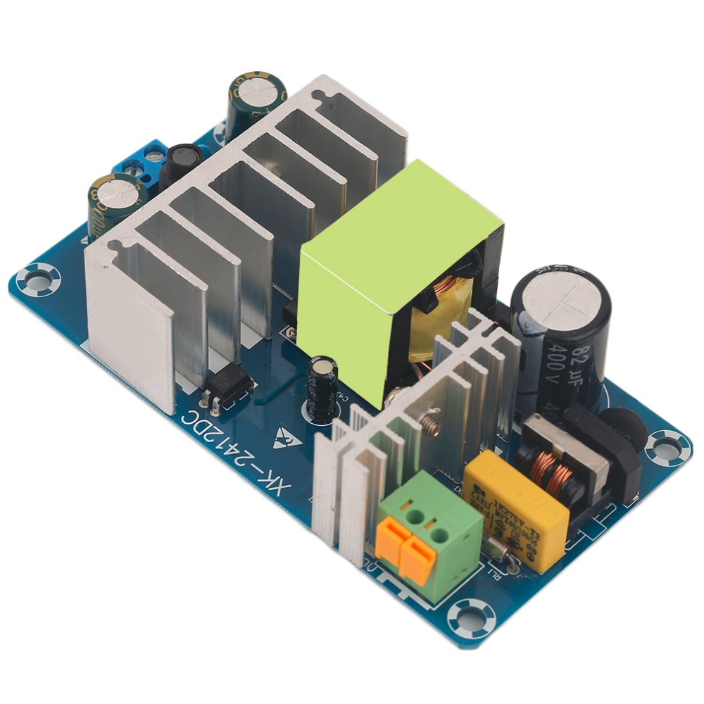 1pcs 2a 12v Switching Power Supply Board Module Built In Industrial 24v6a Low Consumption Regulated Circuit Professional 24v High Switch 4a To 6a Ac Dc Stable