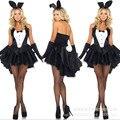 Bunny Girl Rabbit Costumes Sexy Halloween Costume for women Adult AnimalCosplay Fancy Dress Clubwear Party Wear Women  Plus Size