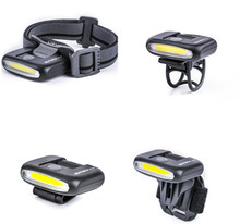 NEXTORCH 170 Lumens Multifunction LED Light Lightweight Compact USB Rechargeable Torch for Cap Headlamp Bicycle