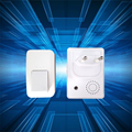433MHz Kinetic wireless doorbell that need no battery.AC240V home door bell with 38 ring tones. waterproof and high quality bell