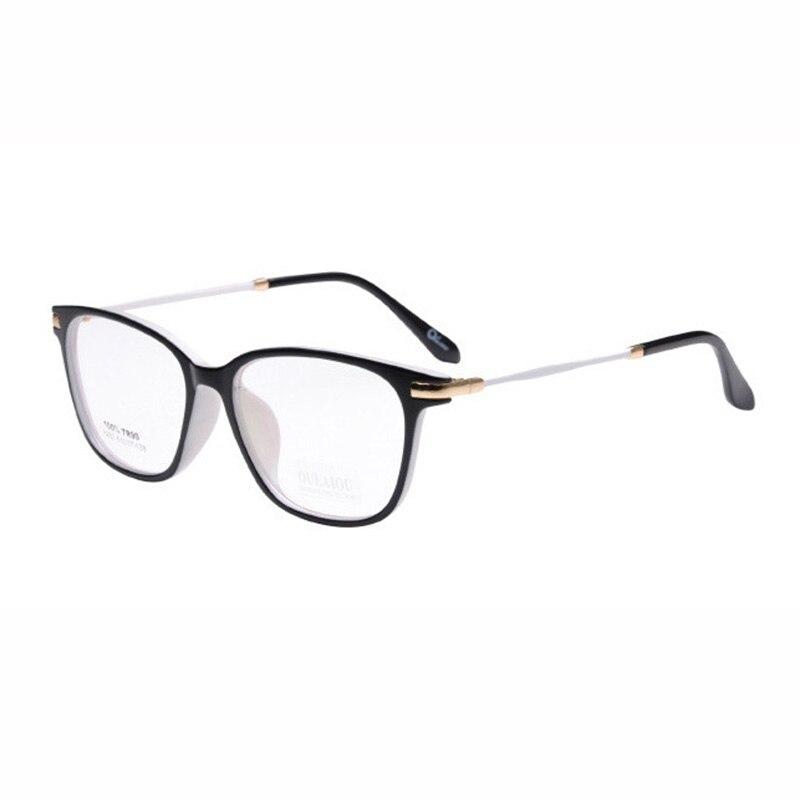 ⓪2018 nuevo 100% TR90 de metal ultraligero grandes gafas marco ...