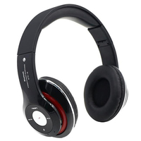 4 IN 1 Multifunction Headphones Bluetooth Wireless Stereo Headphones Sport Music MP3 MP3 Insert Micro SD