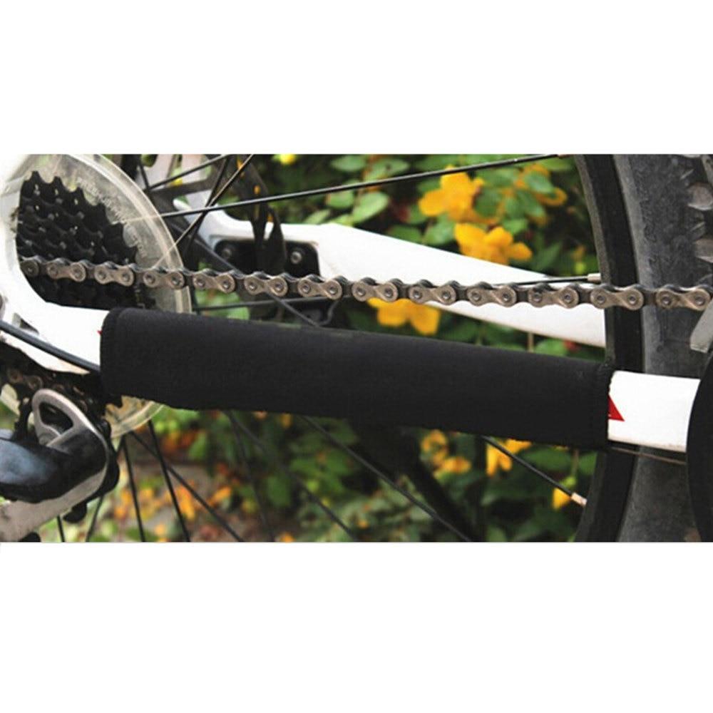 1 stück Mountainbike MTB Kette Rahmenprotektor Rohr Wrap Abdeckung ...