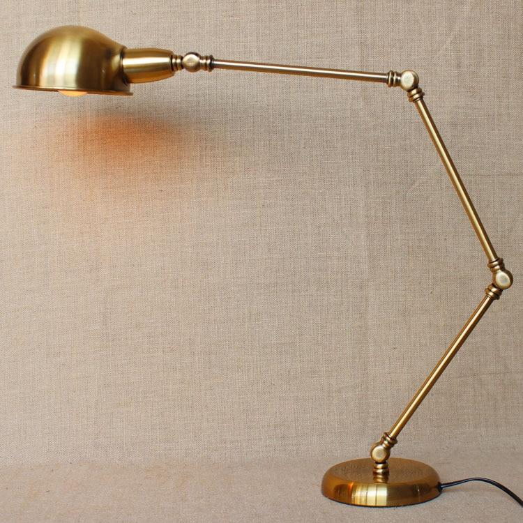 American rural industrial garden MODERN RETRO minimalist lighting and lighting, writing, reading, decoration, desk lamp