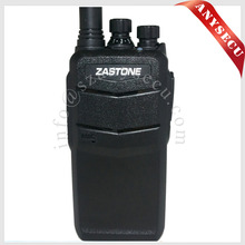 2 pcs Hot Sale IP67 Water-proof 7W UHF 400-480MHz Walkie Talkie Zastone ZT-V1000 With 2000mAH Battery Handheld Radio