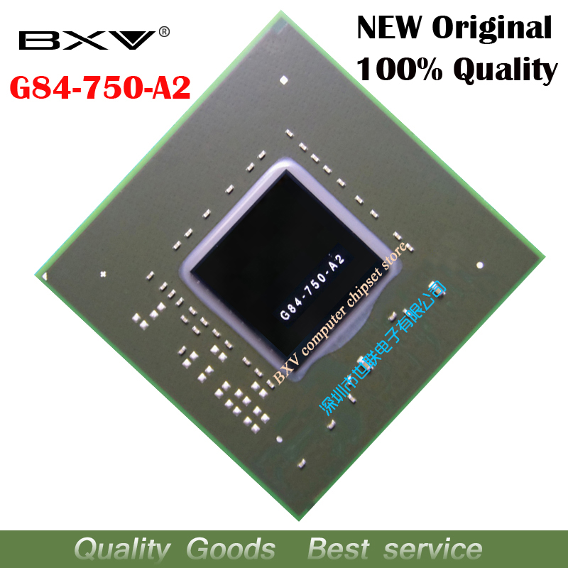 G84-750-A2 G84 750 A2 100% original new BGA chipset for laptop free shipping
