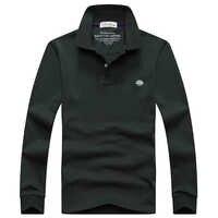 2019 New Men's Long Sleeve Polo Shirt Plus Size 4XL 5XL brand Tace & Shark Polo Shirt Men cotton breathable Solid Color Polo men