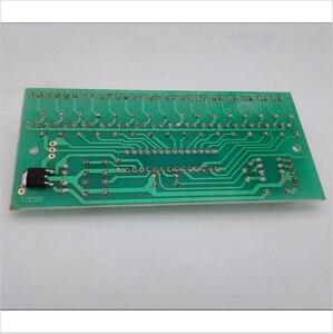Image 5 - RGB Color MCU Có Thể Điều Chỉnh Mô Hình Hiển Thị LED Mức VU Chỉ Số 16 LED Kép Kênh miễn phí vận chuyển
