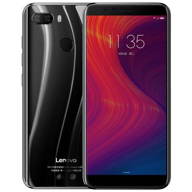 Lenovo K5 Play Smartphone L38011 3GB 32GB 4G 5.7'' Snapdragon MSM8937 Octa Core Rear Camera 13MP+2MP Front Camera 8MP Cellphones 1