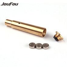 JouFou Hunting Rifle Scope Boresighter Collimator CAL 303 Cartridge Calibration Instrument Red Laser Accessories