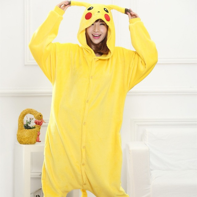 Aliexpress.com : Buy Pikachu New Winter Flannel Toilet Cartoon One ...
