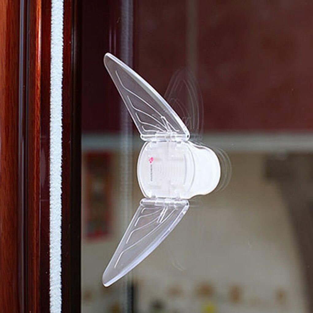 Utterfly Style Sliding Door Window Safety Locks Child Protective For Baby Children For Newborns Safety Lock Plastic Drawer Door