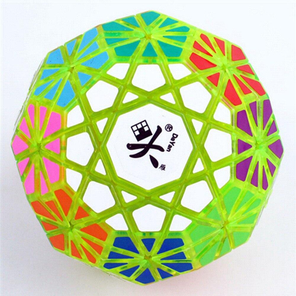 Nouveau DaYan Gem VI Cube magique vitesse Puzzle Cubes jouets pour enfants