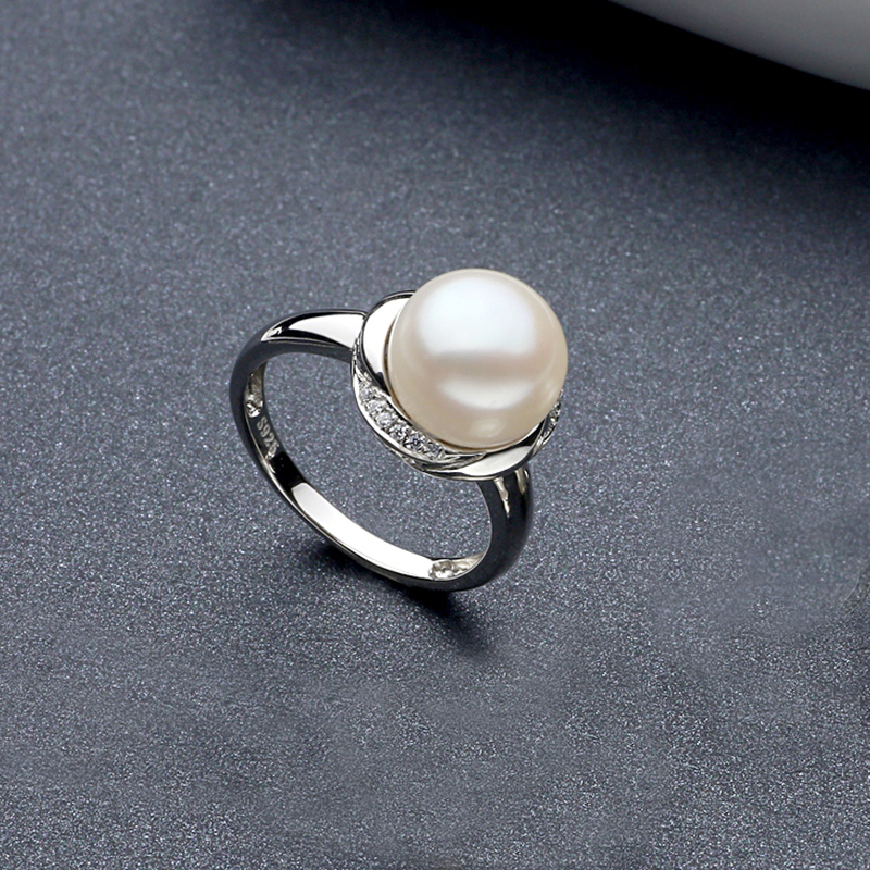 products com pearl silver tahitian in sterling ring pearls