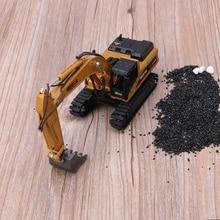 1/50 Scale Diecast Escavadeira Liga Modelos de carros de Brinquedo Veículo De Construção Metálica